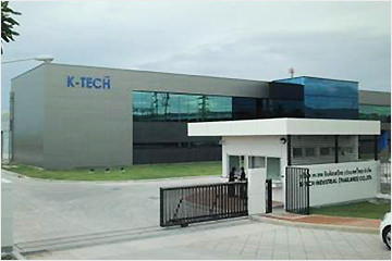 K-TECH INDUSTRIAL (THAILAND)CO.,LTD.