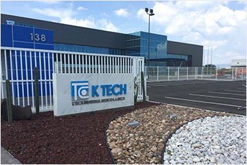 K-TECH INDUSTRIAL (MEXICO)CO.,LTD.